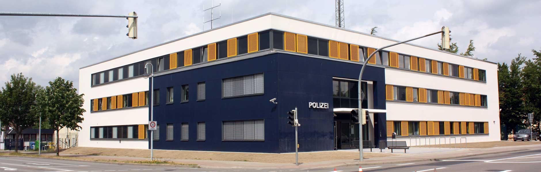 Neubau eines Polizeireviers, Kriminalkommisariat- und Wasserschutzpolizeiinspektion in Wolgast